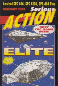 Amstrad Action Pack (Tape 34)