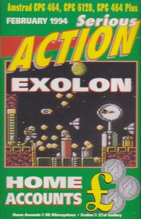 Amstrad Action Pack (Tape 35)