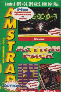 Amstrad Action Pack (Tape 21)