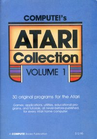COPY OF Atari Collection Volume 1