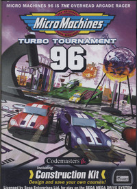 Micro Machines Turbo Tournament 96