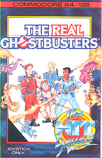 The Real Ghostbusters (The Hit Squad)