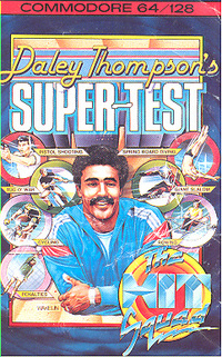 Daley Thompson's Supertest