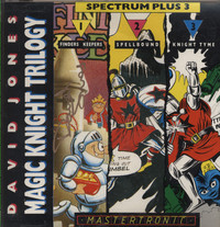 Magic Knight Trilogy (+3 Disk)