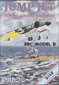 Jump Jet Combat & Flight Simulator  (Disk)