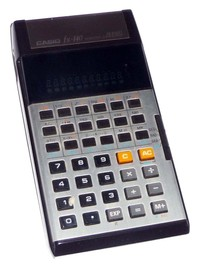 Casio fx-140 calculator