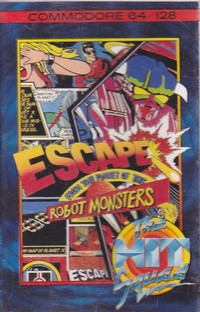 Escape from the Planet of the Robot Monsters (Budget)
