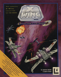 Star Wars X-Wing Collector's CD