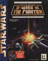 Star Wars X-Wing Vs Tie Fighter