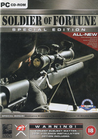 Soldier of Fortune (Special Edition)