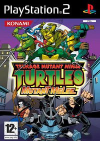 Teenage Mutant Hero Turtles Mutant Melee