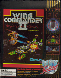 Wing Commander II - Vengeance of the Kilrathi (The Hit Squad)