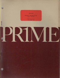Prime MAN2602 Primos Interactive User Guide