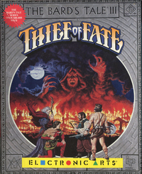 The Bard's Tale III Thief of Fate