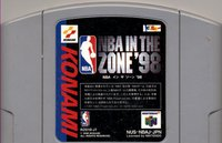 NBA In The Zone 1998