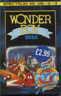 Wonder Boy (Hit Squad)