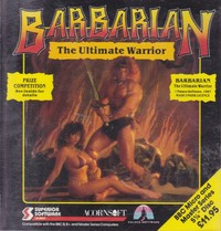 Barbarian - The Ultimate Warrior (Disk)