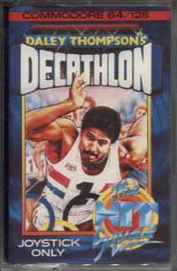 Daley Thompson's Decathlon (The Hit Squad)