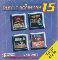 Play It Again Sam 15 (Disk)