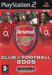 Arsenal Club Football 2005