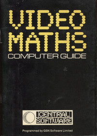 VideoMaths Computer Guide