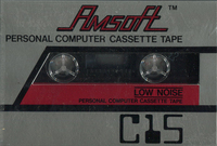Amsoft Personal Computer Cassette Tape