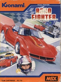 Road Fighter (Cartridge)