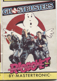 Ghostbusters (Alternative Cover art)