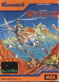 Super Cobra (Cartridge)