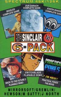 Your Sinclair No1 6-Pack