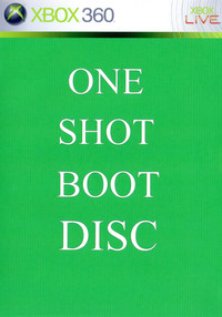One Shot Boot Disc