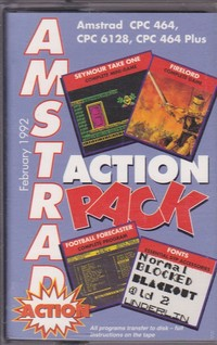 Amstrad Action Pack (Tape 11)