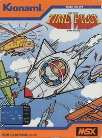 Time Pilot (Cartridge)