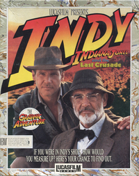 Indiana Jones And The Last Crusade (The Graphic Adventure)