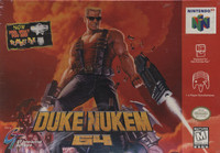 Duke Nukem 64 (Sealed)