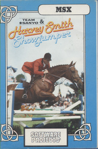 Team Sanyo & Harvey Smith Showjumper