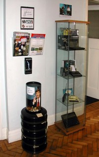 Sinclair products in the Entrance Hall
