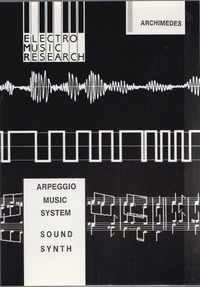Arpeggio Music System Sound Synth
