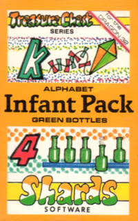 Infant Pack - Alphabet & Green Bottles