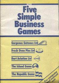 Five Simple Business Games