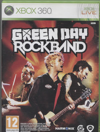 Green Day Rock Band