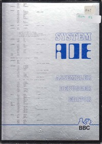 System ADE ROM