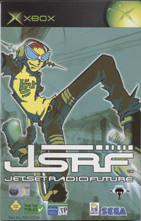 JSRF - Jet Set Radio Future