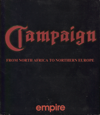 Campaign: From North Africa To Northern Europe