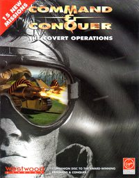Command & Conquer - The Covert Operations