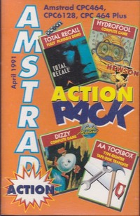 Amstrad Action Pack (Tape 1)