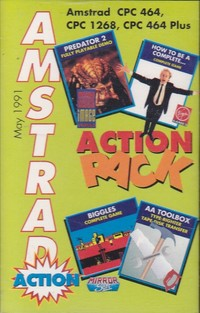 Amstrad Action Pack (Tape 2)