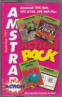 Amstrad Action Pack (Tape 6)