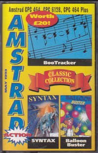 Amstrad Action Pack (Tape 26)