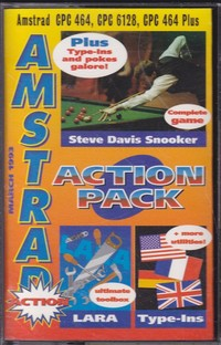 Amstrad Action Pack (Tape 24)